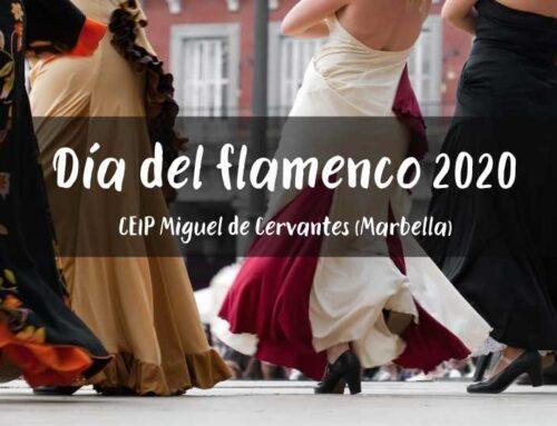 Día del flamenco
