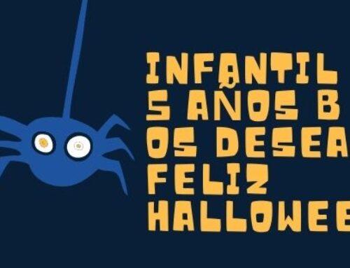 Halloween en Infantil 5 años