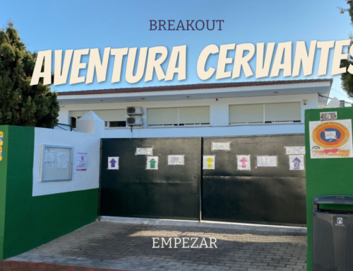 Breakout: Aventura Cervantes