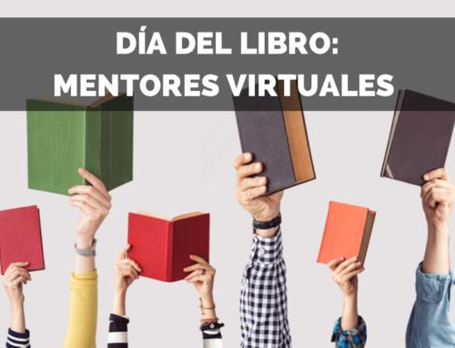 Día del libro 2021: Mentores Virtuales