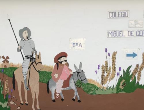Historia del CEIP Miguel de Cervantes
