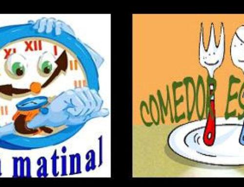 AULA MATINAL Y COMEDOR